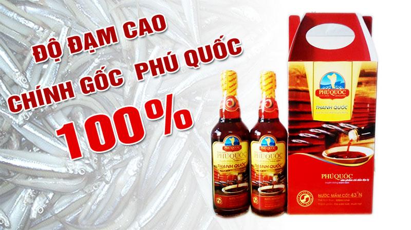 Đại Lý Nước Mắm Phú Quốc Ngon Tại Hà Nội
